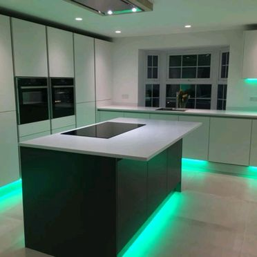 LED Kitchen Counters