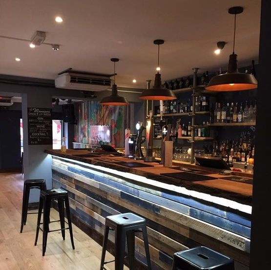 Bar Refurb - Electrical Services